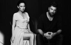Justė Arlauskaitė - Jazzu ir Leonas Somovas