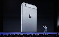 "Superslaptas ""Apple"" projektas, atnešęs milijardinį pelną"