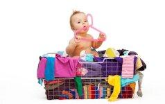 Kodėl vaikui nesveika augti idealiai švariuose namuose?