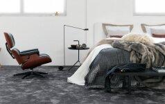 Madingiausias akcentas šiemet - sendinto stiliaus kilimas