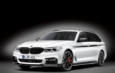 BMW 5 Touring M Performance
