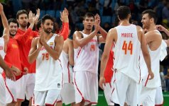 Ispanai priešinasi Eurolygai: krepšininkai turi teisę žaisti rinktinėje