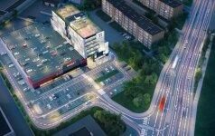 Šiaurės miestelyje iškils naujas verslo centras
