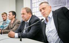 LFF remiamas naujadaras – nuo futbolininkų globos iki komercinės veiklos