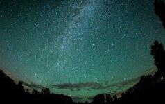 Už Paukščių tako atrasta galybė nežinomų galaktikų