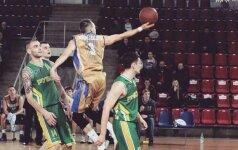 V. Kamarūno komanda pralaimėjo Uogrės klubui