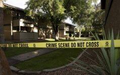 Policininkas JAV nušovė kurčnebylį vairuotoją, kuris mėgino aiškintis gestais