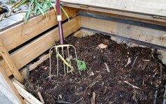 Laukia didelės permainos: kompostuoti privalės ir daugiabučių gyventojai