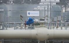 """L. Linkevičius atkreipė dėmesį į projekto """"Nord Stream 2"""" žalą"""