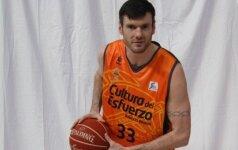 K. Lavrinovičius sėkmingai debiutavo Ispanijoje