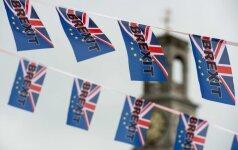 Investuotojų dėmesį toliau kausto numatomas D. Britanijos referendumas