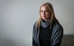 Nusirėžusi plaukus Inga Jankauskaitė grįžta į eterį