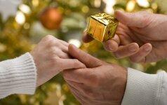 Ženklai, kad per šias Kalėdas jis tau pasipirš