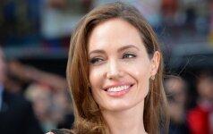 Angelinos Jolie pasirodymas viešumoje sukėlė furorą