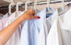 """""""Nesiglamžantys"""" drabužiai, pasirodo, kelia grėsmę sveikatai"""