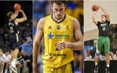 Vietoje NBA – Europa: NCAA žibėjusiam lietuvių kilmės T. Abromaičiui koją pakišo likimas