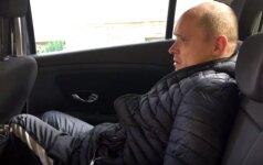 Į šventę važiavę Kauno kriminalistai pakeliui sugavo telefoninį sukčių