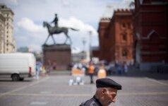 Likus kelioms savaitėms iki rinkimų Rusijos valdžia didins pensijas