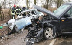 Tragiška avarija