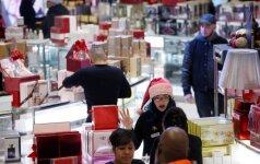 JAV prekybininkai dėl internetinės prekybos mažins parduotuvių plotus