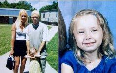 Eminemas su buvusia žmona Kim ir jųdviejų dukra Hailie