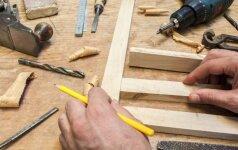 Darau pats: 5 nesudėtingi projektai, kuriuos išmėginti gali kiekvienas