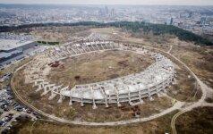 """Vilniaus taryba uždegė """"žalią šviesą"""" nacionalinio stadiono koncesininko konkursui"""