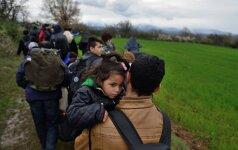 Į Lietuvą perkelta dar 12 sirų ir asmuo be pilietybės
