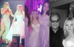 Irene Kogan vestuvių akimirka