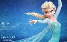 Elza iš filmo Ledo šalis (Frozen)