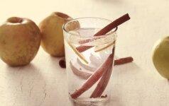 Norintys sulieknėti geria vandenį su cinamonu: ar tai iš tiesų padeda?