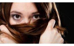 Namų SPA. Kaukės, kurios dvigubai pagreitina plaukų augimą