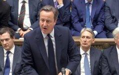 """ES lyderiai po """"Brexit"""" referendumo spaus D. Britaniją greičiau pradėti skyrybų procesą"""