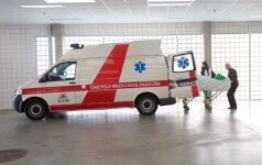 """Nuo persigėrimo ligoninėje mirė vienas """"Vilniaus brigados"""" įkūrėjų bei vadeivų"""