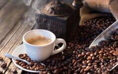 7 faktai apie kavą: ar žinote juos visus?