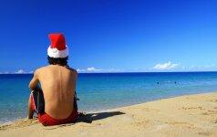 Kur pabėgti nuo Kalėdų?