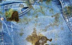 Problema ir jos sprendimas: kodėl skalbiniai dvokia