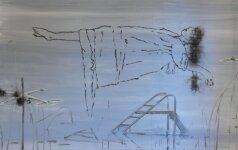 Jonas Gasiūnas. Eglės ežeras (2016)