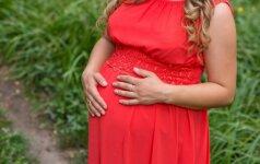 Austėjos išpažintis: mano gimdymą lydėjo daug klaidų