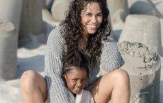Jessica su dukra Halle