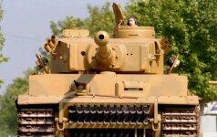 Pavojingiausi Antrojo pasaulinio karo tankai