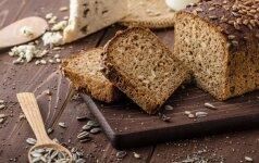 Kokią duoną valgyti yra sveikiausia?