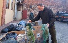 Žvejai verslininkai į Aplinkos ministeriją kreipėsi su prašymu