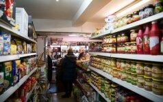 Išvarytieji? Kiek tie patys maisto produktai kainuoja Lietuvoje ir Anglijoje