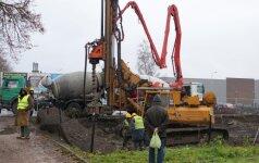 Pažeidimas, už kurį Statybų inspekcija šiemet skyrė 31 tūkst. eurų baudų