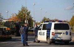 Policija: Suomijoje tris moteris nušovęs užpuolikas yra sutrikusios psichikos