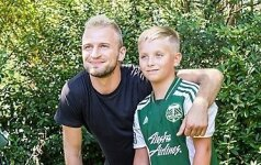 The members of the young generations are the most keen on seeing the Lithuanian play for their city's most beloved team