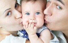 7 dalykai, kurių tėvus išmoko vaikas