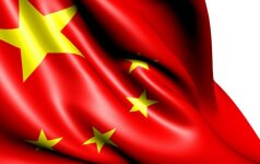 Kinijos BVP per 2016 metus ūgtelėjo 6,7 proc.