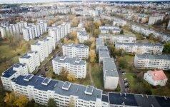 Klaipėdoje prasidėjo socialinių būstų statyba